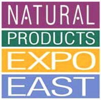 Natural Products Expo East in Baltimore Maryland